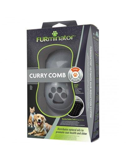 Curry Comb zgrzebło gumowe