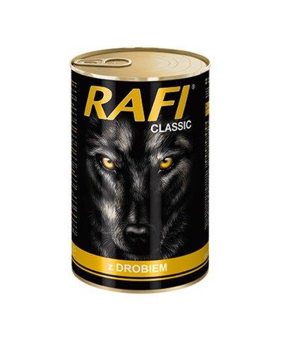 Rafi Classic z Drobiem w Sosie 1240g