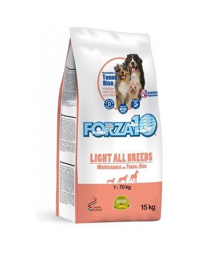 Maintenance Light z tuńczykiem sucha karma o obniżonej kaloryczności dla psów 15 kg