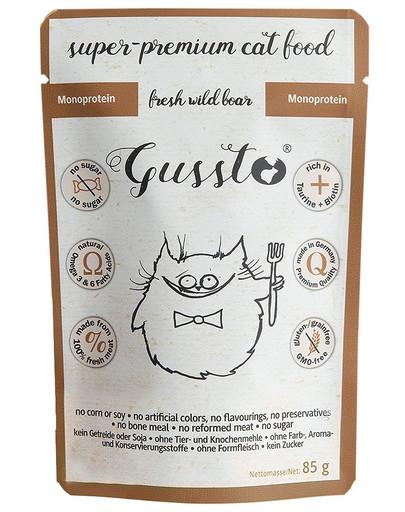 Cat Fresh Wild Boar mokra karma dla kotów dzik 85 g