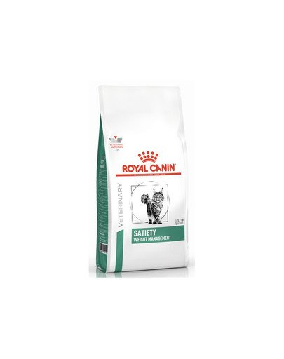 Royal Canin Veterinary Diet Feline Satiety Weight Management 6kg