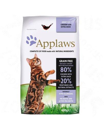Dry cat Adult kurczak i kaczka karma dla dorosłych kotów 2 kg