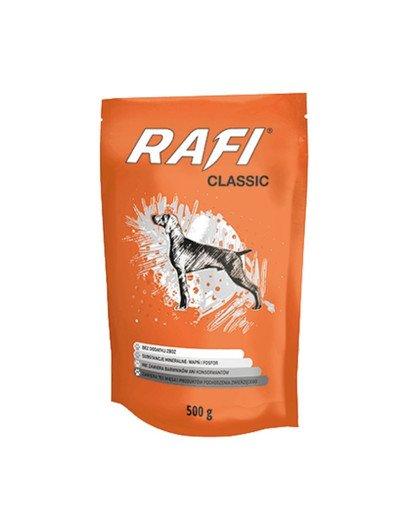Rafi Classic bezzbożowa mokra karma 500 g