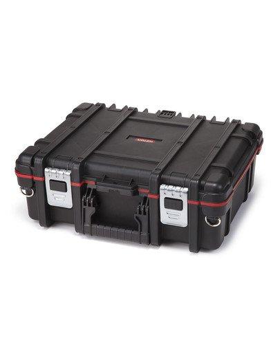 Skrzynka TECHNICAN BOX czerwony/szary/czarny