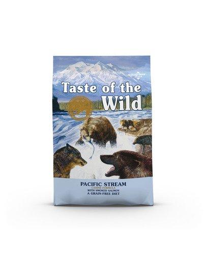 Pacific Stream 12,2 kg z wędzonym łososiem