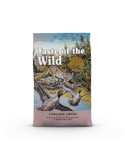 Lowland Creek 2 kg z pieczoną przepiórką i pieczoną kaczką