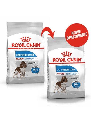 Medium Light Weight Care karma sucha dla psów dorosłych, ras średnich z tendencją do nadwagi 10 kg