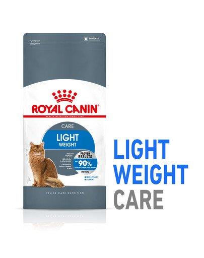 Light Weight Care 1,5 kg karma sucha dla kotów dorosłych, utrzymanie prawidłowej masy ciała