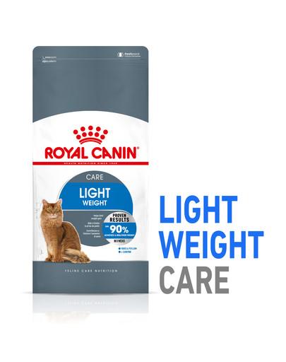 Light Weight Care 8 kg karma sucha dla kotów dorosłych, utrzymanie prawidłowej masy ciała