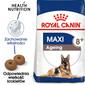 Maxi Ageing 8+ 15 kg karma sucha dla psów dojrzałych, po 8 roku życia, ras dużych