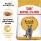 British Shorthair karma sucha dla kotów dorosłych rasy brytyjski krótkowłosy 10 kg
